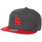 LA Heather Snapback Basecap
