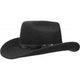 Bill Cody Cowboy Westernhut Filzhut Cowboyhut Wollfilzhut Hut