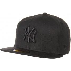 59FIFTY Black Black NY Yankees Cap