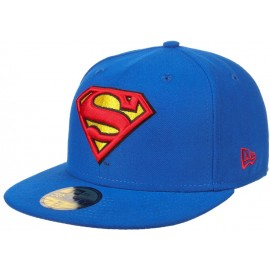 Superman Blue Cap