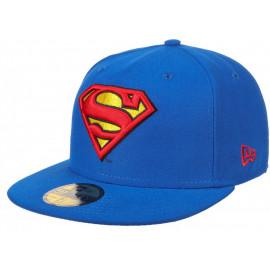 Superman Blue Cap
