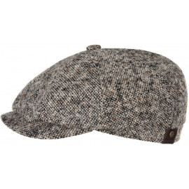 Hatteras Schurwolle Flatcap