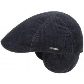 Tomah Earflaps Cord Flatcap
