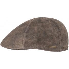Texas Pig Skin Flatcap