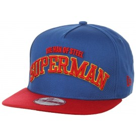 Man of Steel Snapback Cap