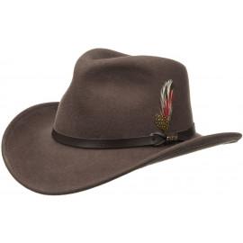 Outback Wollfilz Westernhut