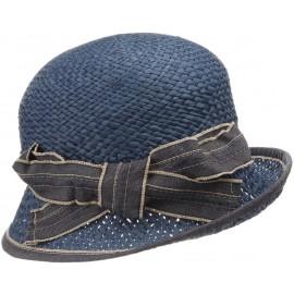 Hut Damenhut Strohhut mit Aufschlag