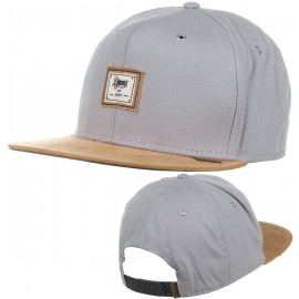 Mütze Kappe 6 Panel Canvas Snapback Cap