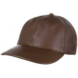 Mütze Kappe Lombard Cowhide Basecap