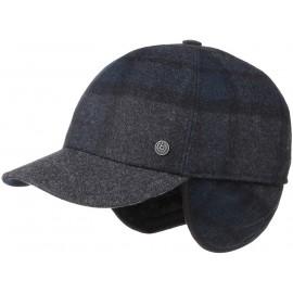 Basecap Cap Baseballcap Wool mit Ohrenklappen