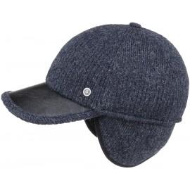 Kappe Mütze Ohrenwärmer Strickcap