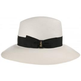Panama Flapper Damenhut Schlapphut Hut Strohhut Panamahut