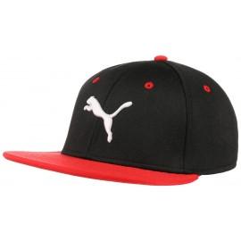 Stretchfit Flatbrim Cap Basecap Baseballcap Kappe Fitted Cap