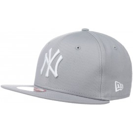 9FIFTY NY Basic Flatbrim Cap Baseballcap Basecap MLB New York Yankees Snapback