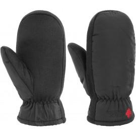 Fäustlinge mit Teddyfutter Fausthandschuhe Handschuhe Damenhandschuhe Herrenhandschuhe