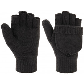 Thinsulate Fingerless Handschuhe Fingerlose Strickhandschuhe