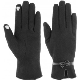 Heart Touch Wollhandschuhe Handschuhe Fingerhandschuhe Damenhandschuhe